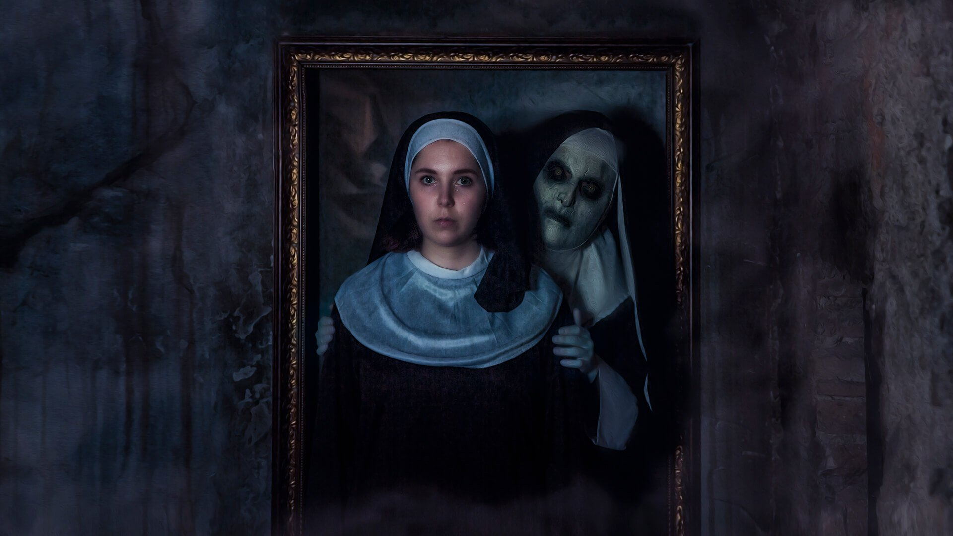 The Nun Nowayout Escape Room Premium Level Experience