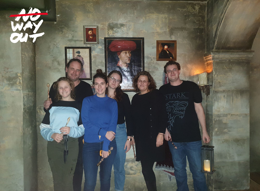 Escape room School of Magic, 29 Dec 14:30 -  Photo Gallery | NoWayOut Escape Rooms Vienna