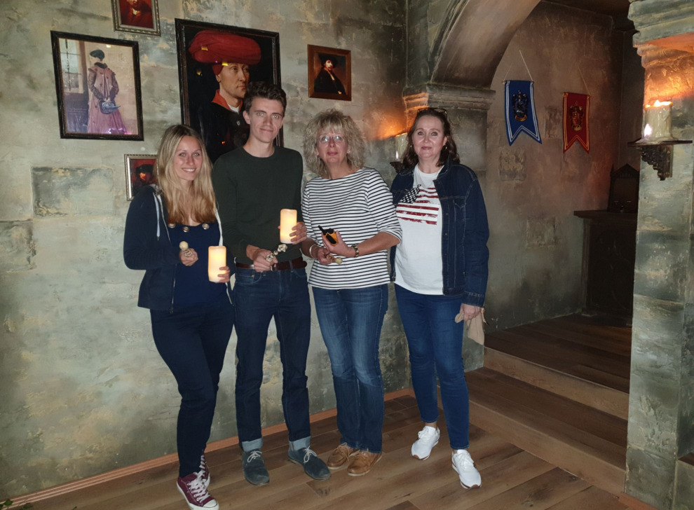 Escape room School of Magic, 22 Sep 19:00 -  Photo Gallery | NoWayOut Escape Rooms Vienna