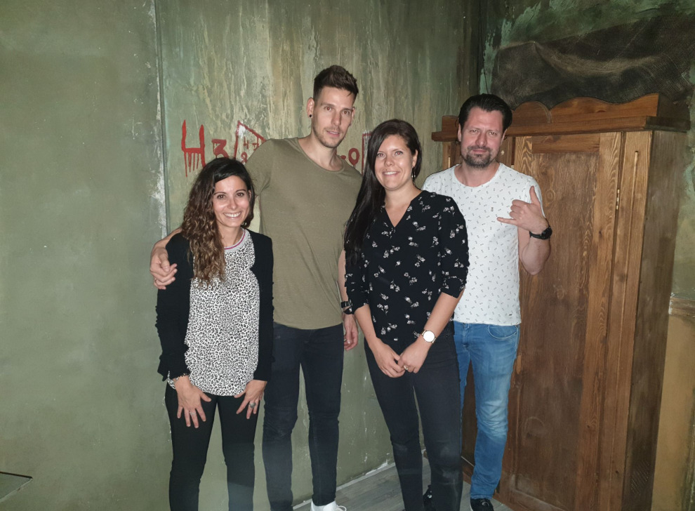 Escape room The Unknown, 08 Nov 19:15 -  Photo Gallery | NoWayOut Escape Rooms Vienna