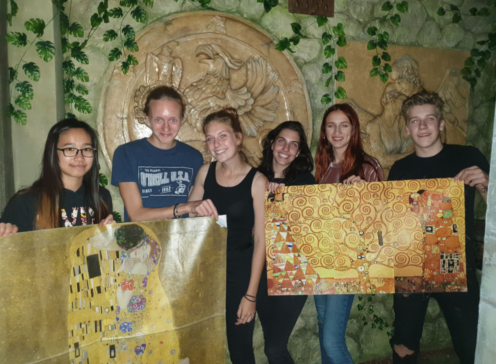 Escape room Mission Belvedere, 23 Sep 15:00 -  Photo Gallery | NoWayOut Escape Rooms Vienna