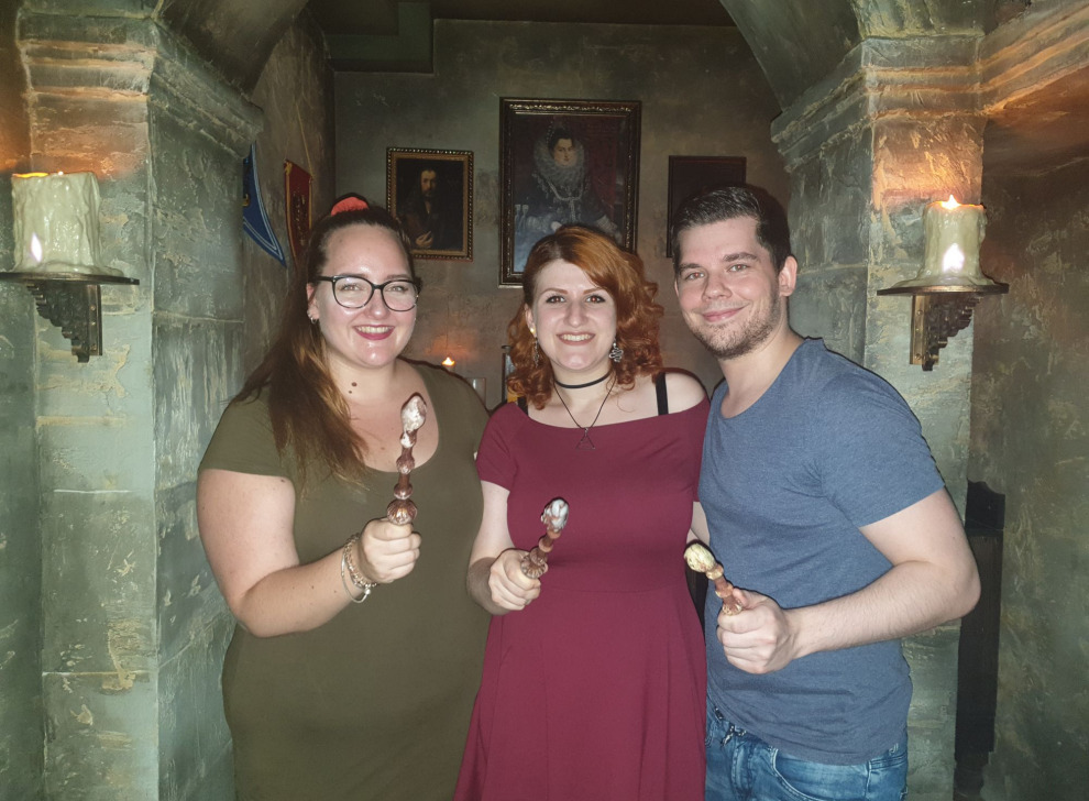 Escape room School of Magic, 20 Aug 19:00 -  Photo Gallery | NoWayOut Escape Rooms Vienna
