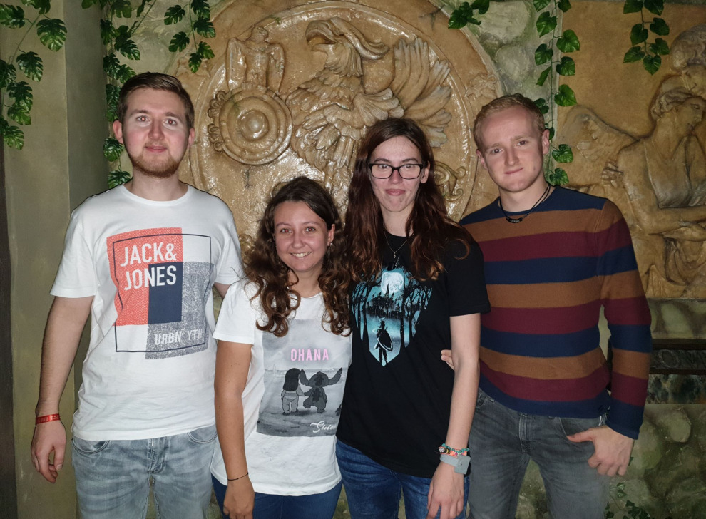 Escape room Mission Belvedere, 20 Oct 16:30 -  Photo Gallery | NoWayOut Escape Rooms Vienna