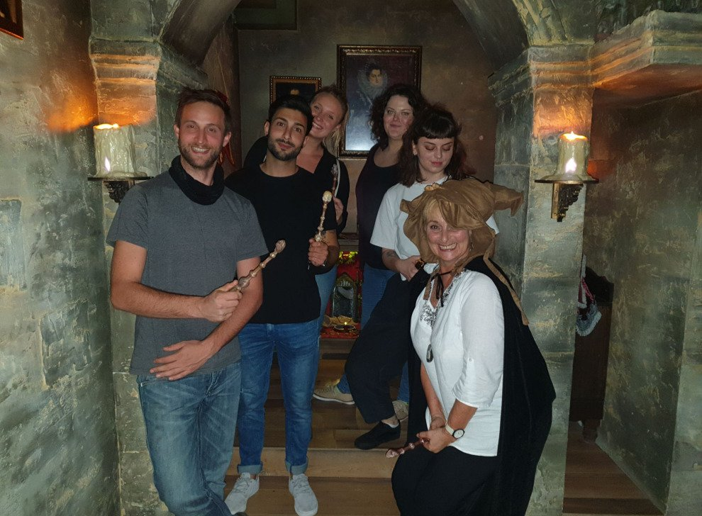 Escape room School of Magic, 27 Sep 19:00 -  Photo Gallery | NoWayOut Escape Rooms Vienna