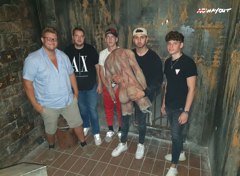 Escape room The Nun, 06 Sep 21:00 -  Photo Gallery | NoWayOut Escape Rooms Vienna
